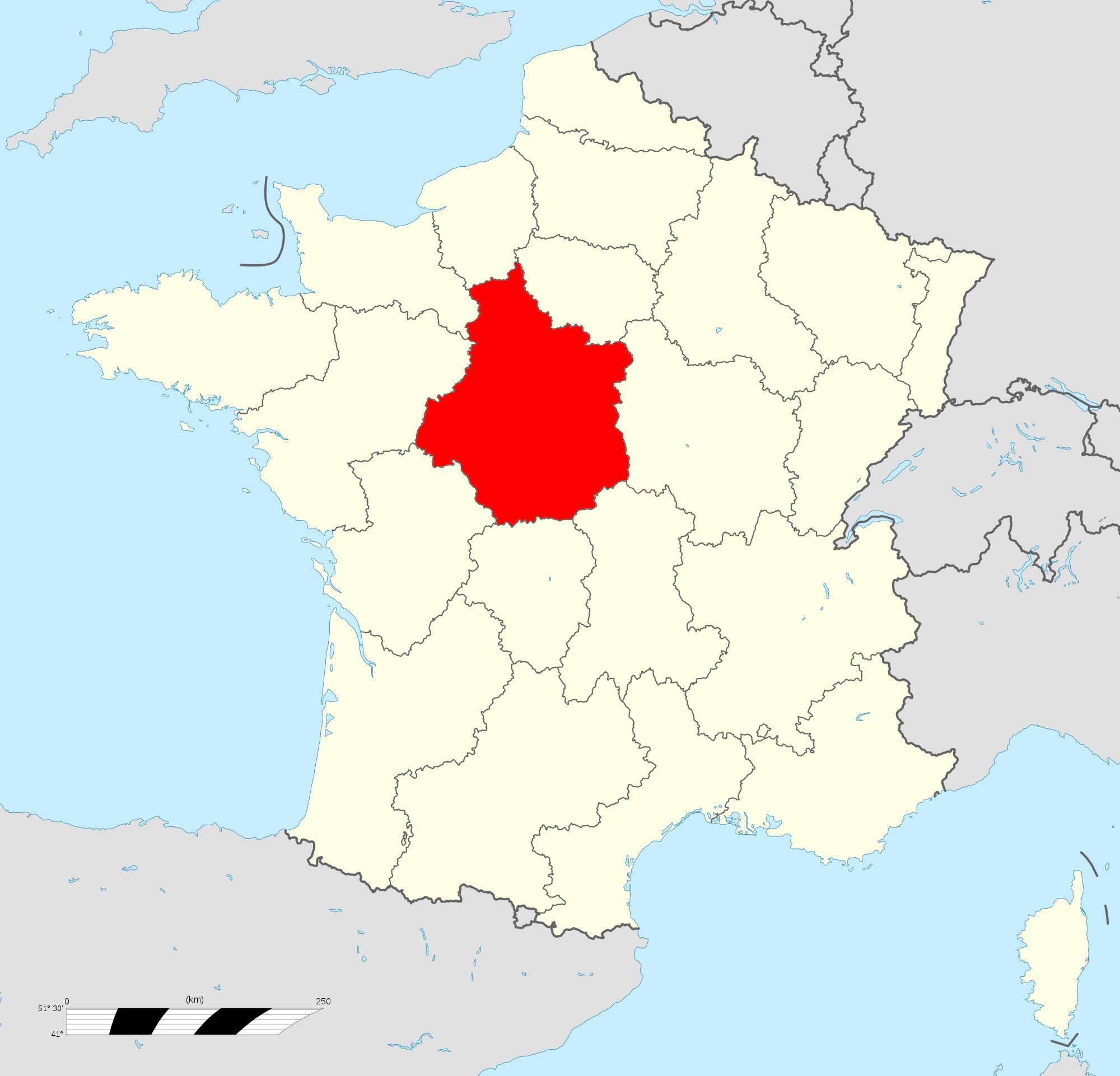 blois region centre - Image