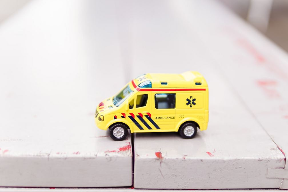 ambulance pour désert médical